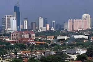 Ibis Mangga Dua Jakarta - View