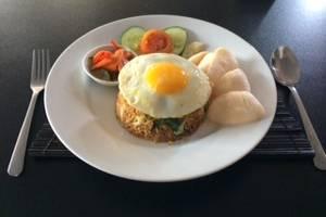 Arya Hotel & Spa Bali - nasi goreng