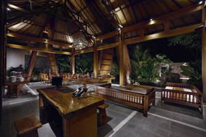 Aston Sunset Beach Resort - Gili Trawangan - Lounge Aston Club