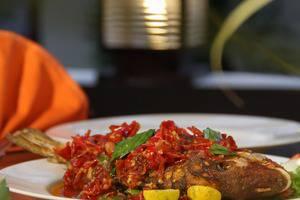 Arra Lembah Pinus Hotel Ciloto - Food