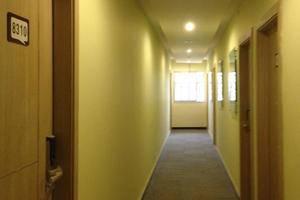 Hotel Rujia Pasar Baru Jakarta - Corridor