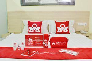 ZEN Rooms Rujia Hotel Pasar Baru - Fasilitas Kamar