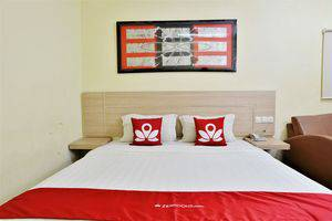 ZEN Rooms Rujia Hotel Pasar Baru - Tempat Tidur Double
