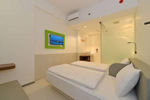 POP! Hotel Pasar Baru - Bedroom