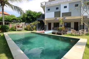 Delali Guest House Bali - View
