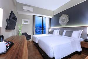 Aston Inn Batu Malang - Superior Twin Room