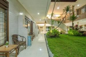 Hotel Wilis Indah  Malang - Teras