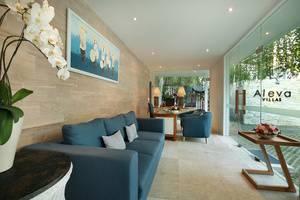 Aleva Villa Bali - Resepsionis