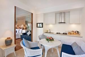 Aleva Villa Bali - Dapur dan Ruang Makan