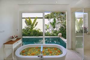 Aleva Villa Bali - Kamar Mandi Tamu
