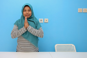 Airy Eco Syariah BSD Serpong Pondok Cempaka Satu 13  Tangerang - Receptionist