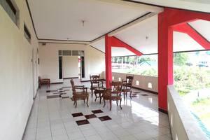The Bandungan Hotel Semarang - Balkon