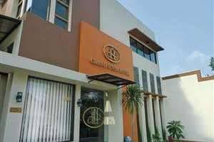 Grand Surya Hotel Yogyakarta - Tampak Luar