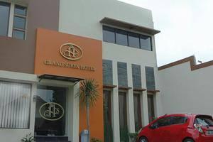Grand Surya Hotel Yogyakarta - Tampilan Luar