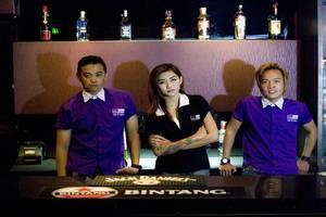 Hotel Merdeka  Kediri - Bar