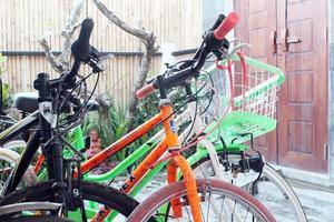 The Wayang Homestay Yogyakarta - Sepeda gratis untuk berkeliling