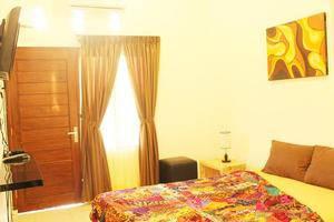 The Wayang Homestay Yogyakarta - Kamar dengan double bed