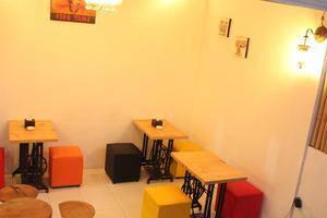 The Wayang Homestay Yogyakarta - Ruang makan