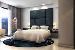 Hotel Grandia Bandung - KAMAR DELUXE