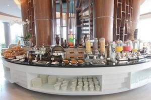 Hotel Grandia Bandung - Sarapan prasmanan