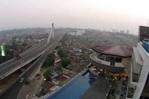 Hotel Grandia Bandung - Pemandangan