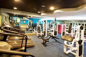 Galeri Ciumbuleuit Hotel Bandung - Fitness Center