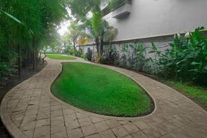 Galeri Ciumbuleuit Hotel Bandung - Jogging Track