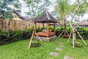 ZenRooms Ubud Jembawan Bali - Taman
