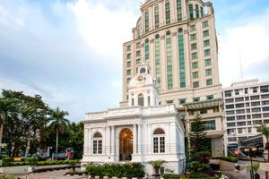 Grand Aston City Hall Hotel & Serviced Residences Medan - Eksterior