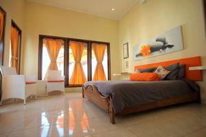 Villa Agung Beach Inn Bali - Superior Oceanside Double Room