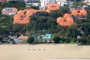 Bintang Bali Resort Bali - Aerial Shot Ramada Bintang Bali Resort