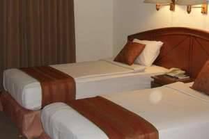 Mega Matra Hotel Jakarta - Kamar Superior Twin