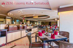 ZenRooms Kuta Setiabudi Bali - Restoran