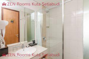 ZenRooms Kuta Setiabudi Bali - Kamar mandi