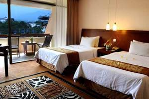 Patra Jasa Semarang Convention Hotel Semarang - Kamar Deluxe Balcony