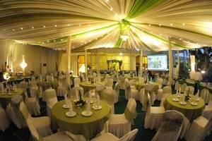 Patra Jasa Semarang Convention Hotel Semarang - Acara pernikahan di teras Ramayana