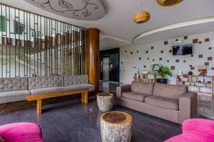 RedDoorz @Gunung Salak Street Bali - Ruang tamu