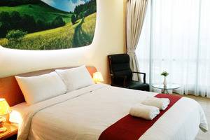 Business Hotel Jakarta - Executive Double Room