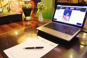 Business Hotel Jakarta - Business Center
