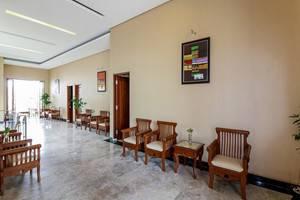 NIDA Rooms Taman Pintar Malioboro Danurejan - Ruang tamu