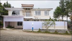 Villa Kota Bunga Puncak 4 Kamar