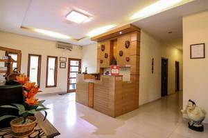 NIDA Rooms 8 Kraton Tugu Railway Station Jogja - Interior