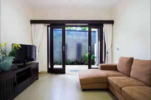 Bali Paradise Apartements Bali - Ruang tamu