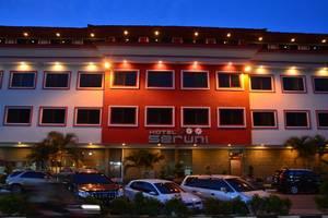 Hotel Seruni  Batam - Parking Area