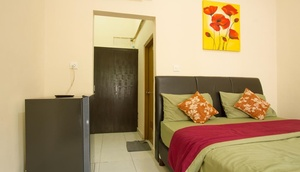 Seminyak Point Guest House Bali - Bedroom