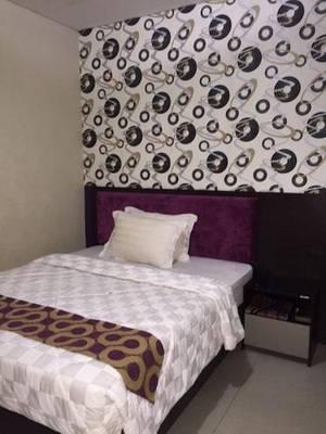 Erin Int Hotel Makassar - Bedroom