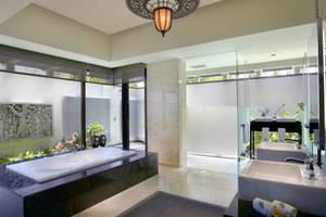 Banyan Tree Ungasan Hotel Bali - Kamar Mandi