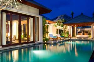 Banyan Tree Ungasan Hotel Bali - Sanctuary Ocean View