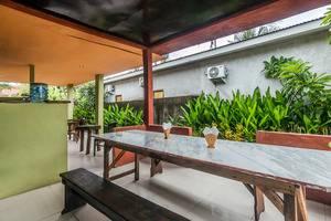 ZenRooms Tanjung Benoa Bidadari Bali - Restoran