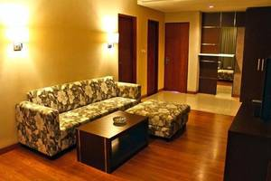Naval Hotel Bandung - Ruang tamu